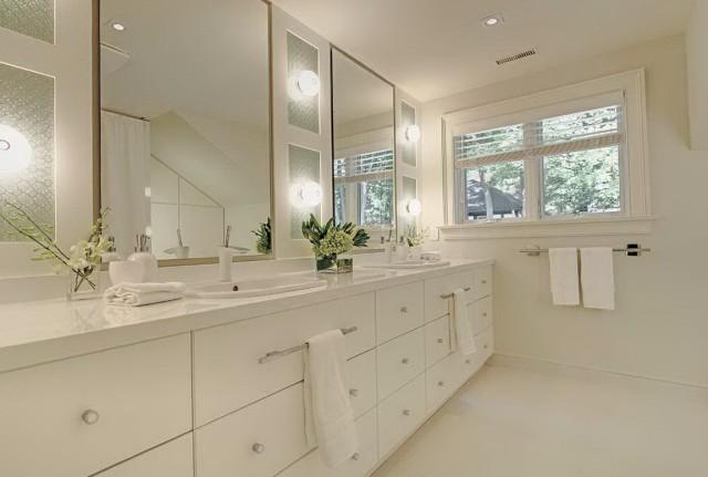 Simple Bathroom Cabinets Houston Texas Master Dark Wood Drop In