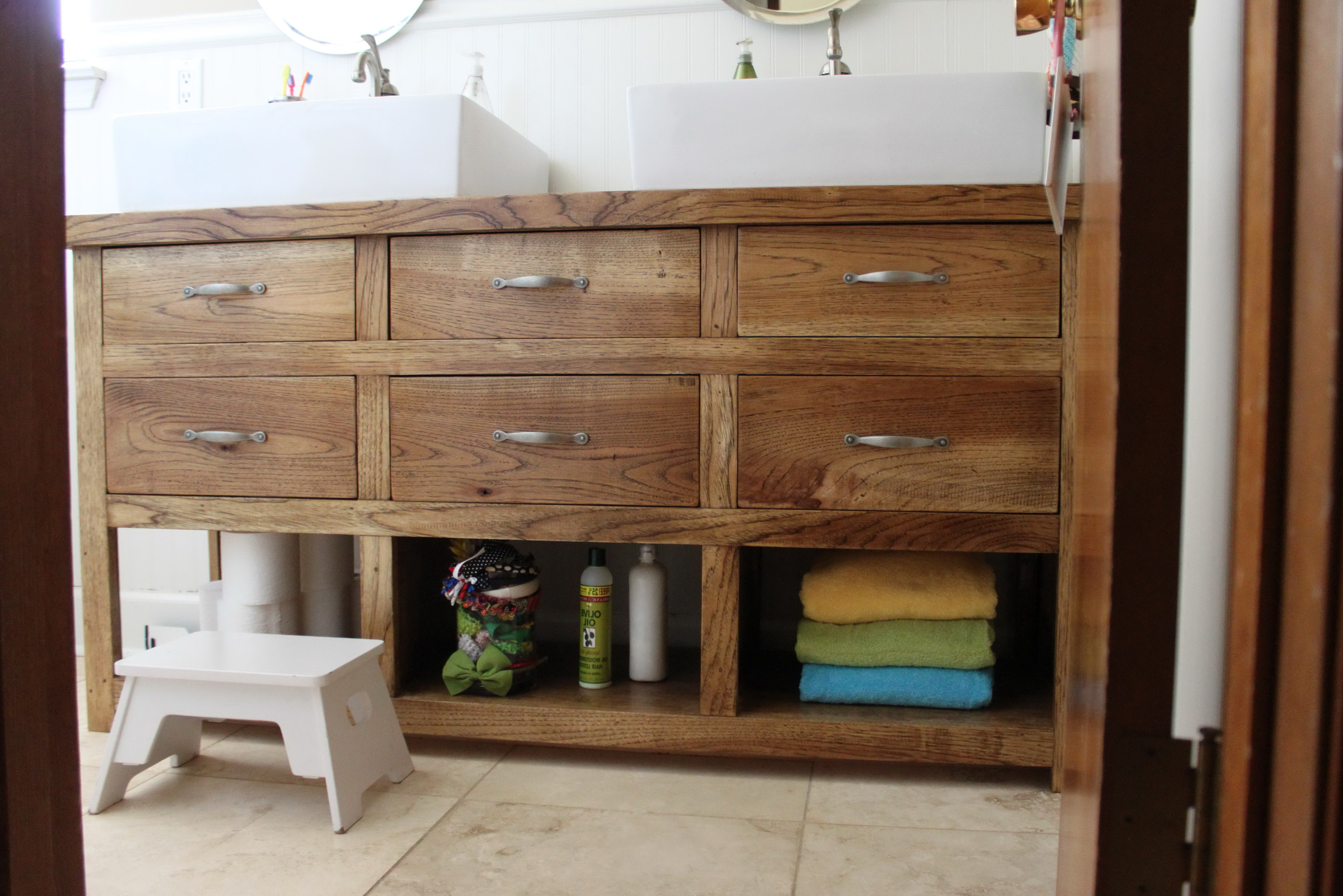 Bathroom Vanities Made Out Of Dressers