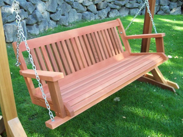 Cedar Porch Swings Plans