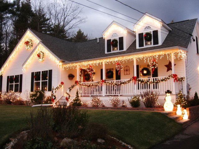 Porch Christmas Decorating Ideas outdoor christmas decorating ideas front porch | home design ideas
