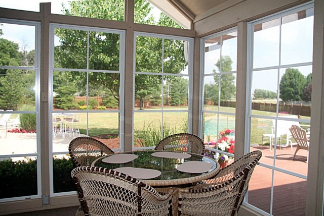 Convert Screen Porch To Sunroom Cost