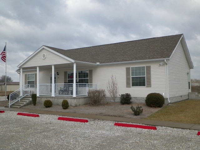 Covered Porches On Mobile Homes