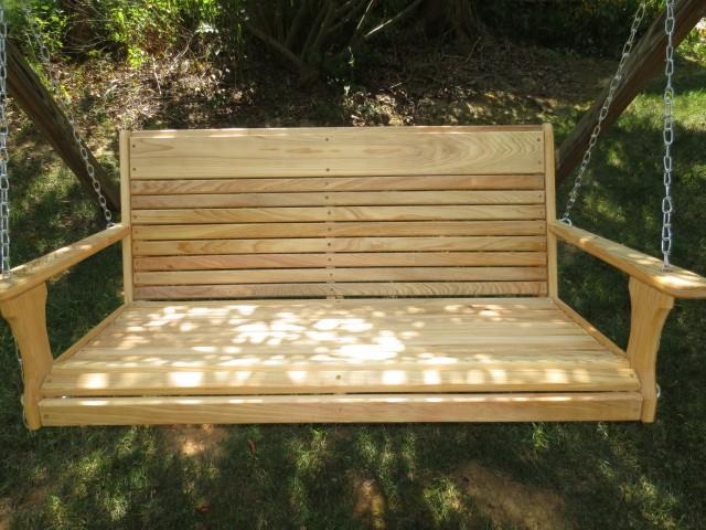 Cypress Porch Swings Baton Rouge
