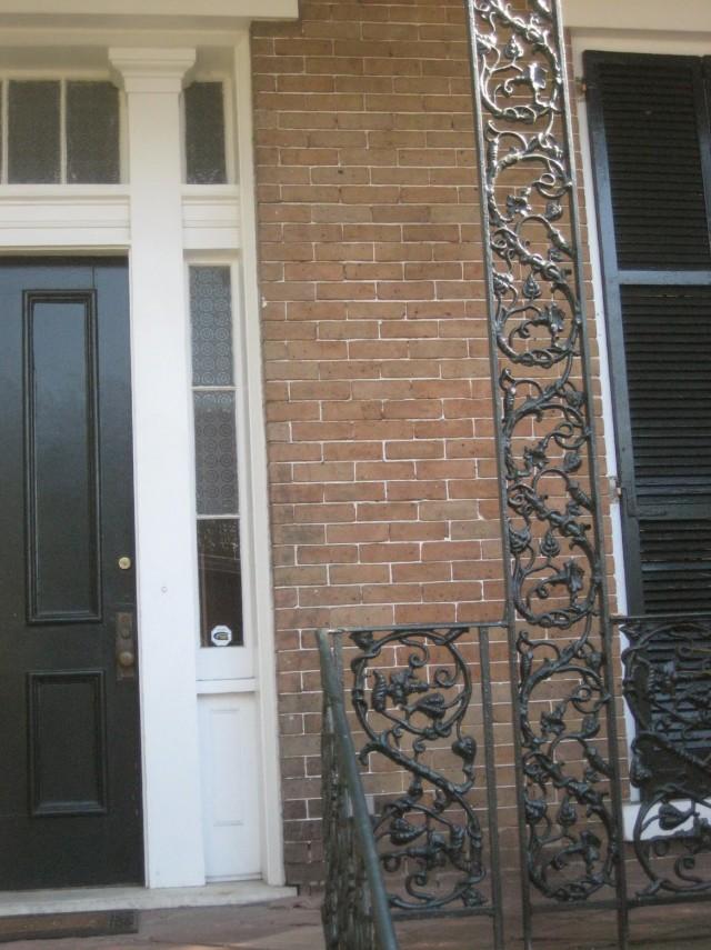 Front porch decorative columns vintage porch parts for Decorative exterior columns for house