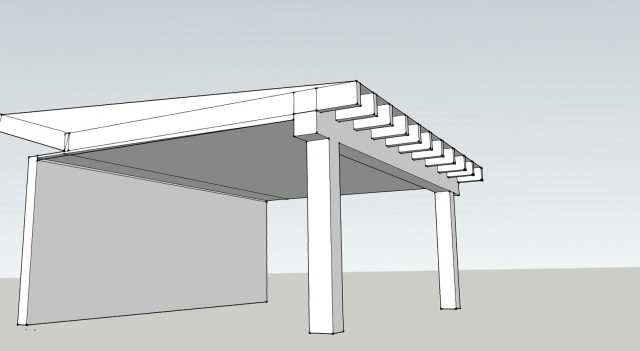 Front porch construction drawings home design ideas for Porch construction drawings