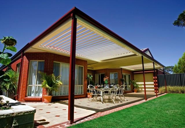 Flat Roof Porch Ideas