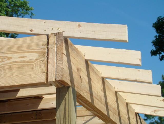 Framing A Porch Roof | Home Design Ideas