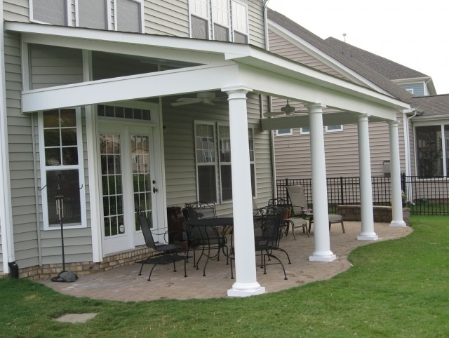 Gable End Front Porch Designs Home Design Ideas