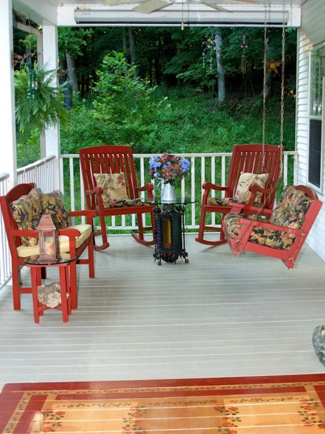Front Porch Paint Color Ideas