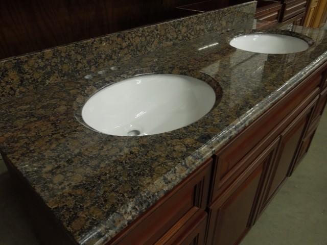Granite Vanity Top With Bowl