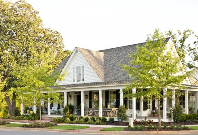 House Floor Plans With Wrap Around Porch