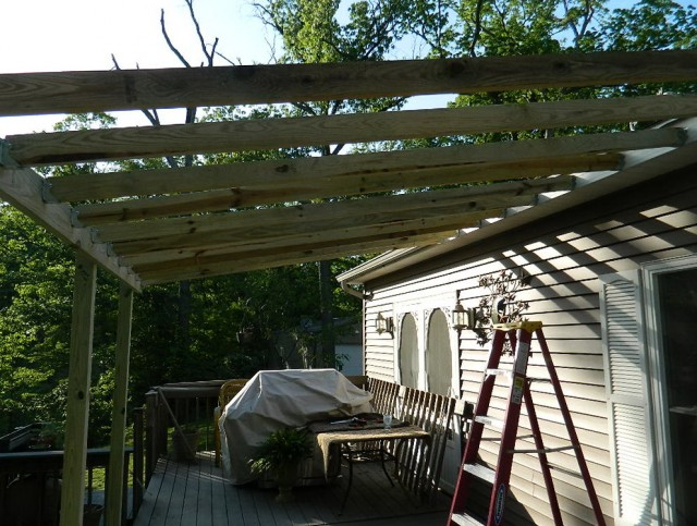 How Much To Build A Porch Roof