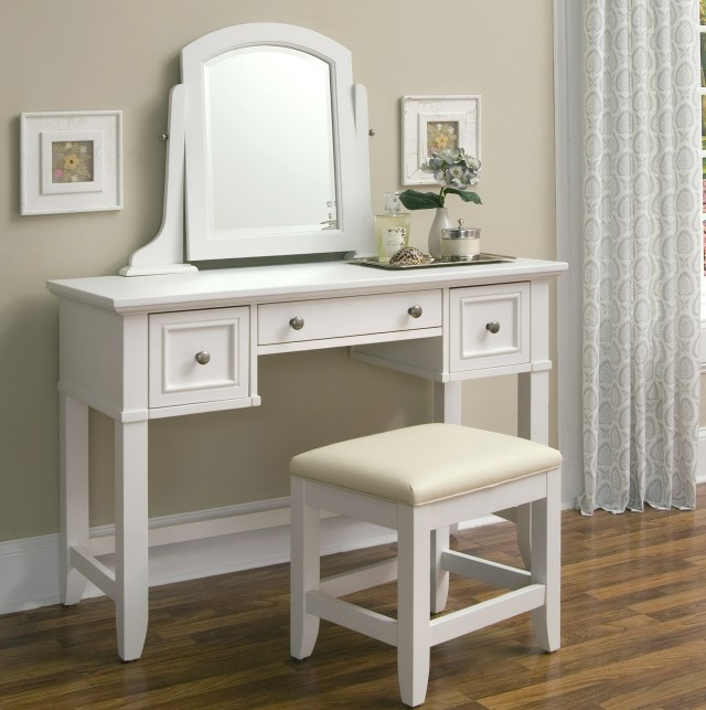 How To Build A Vanity Bench