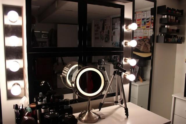 Makeup Vanity Lights Plug In