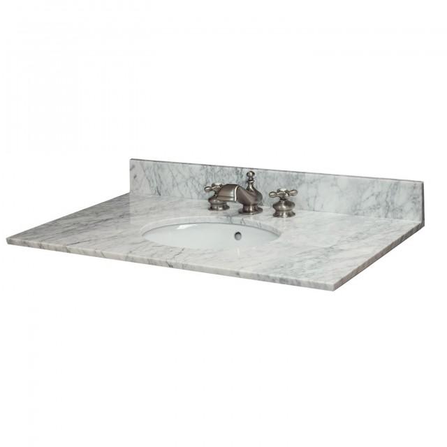 Marble Vanity Top With Sink
