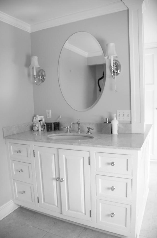 Oval Vanity Mirrors For Bathroom