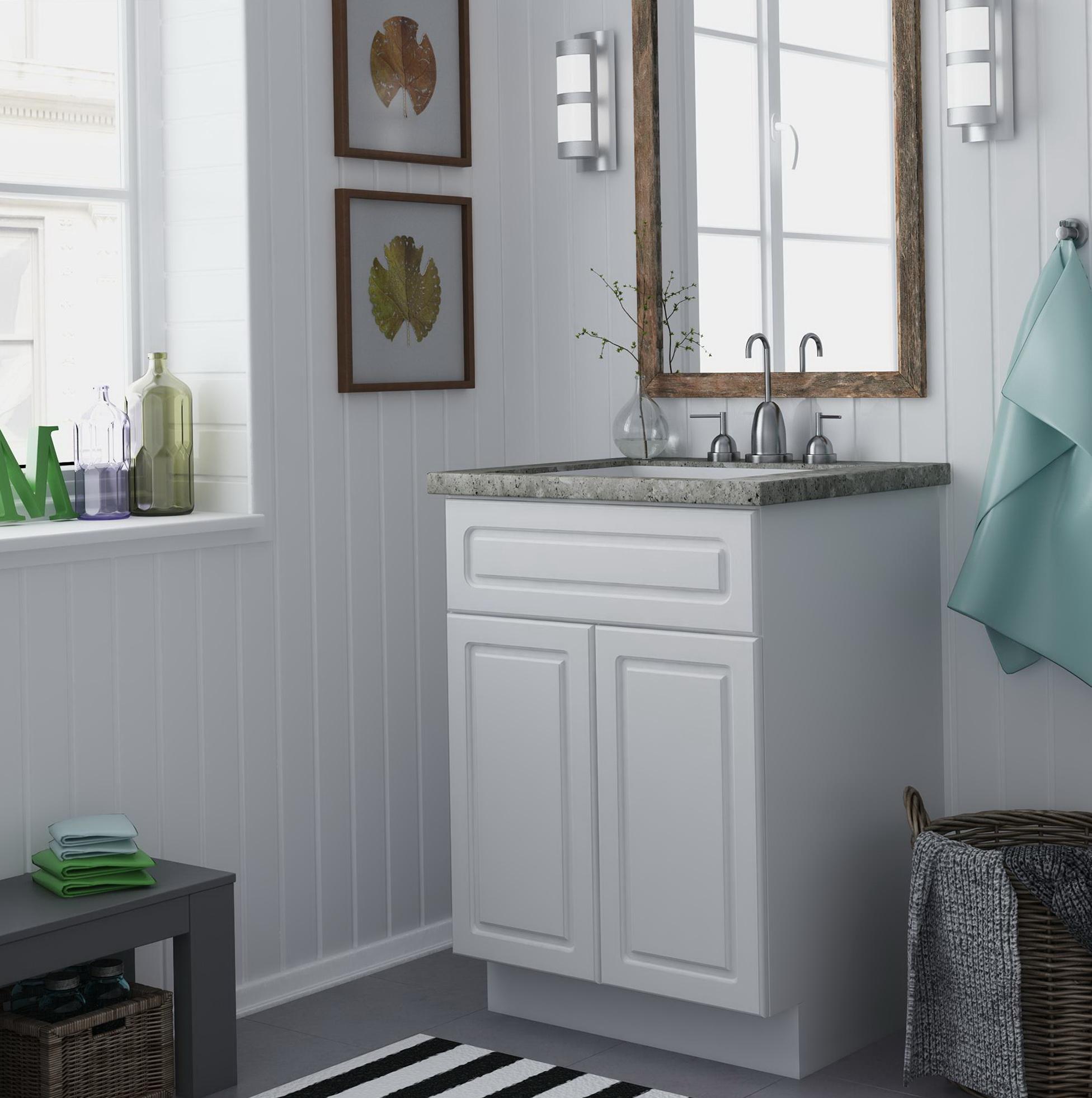 Overstock Bathroom Vanity Cabinet Home Design Ideas