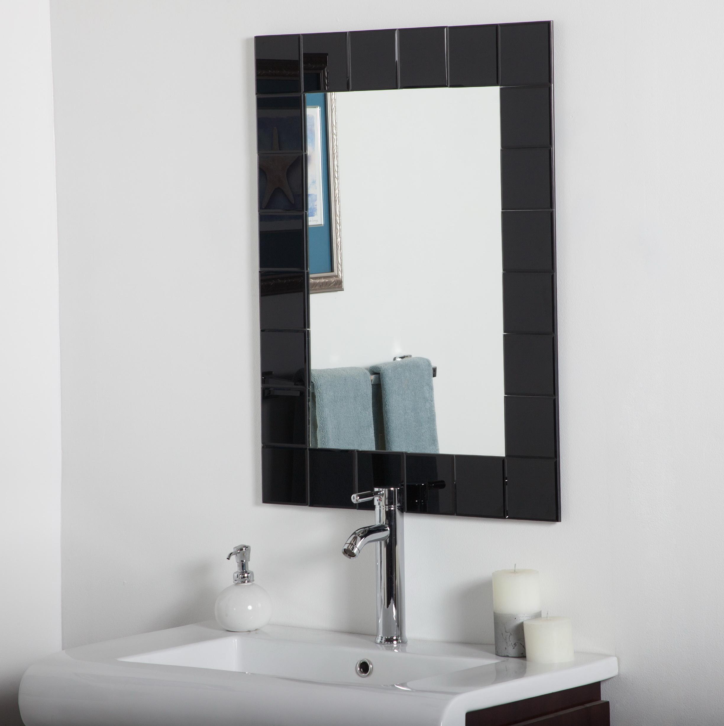 Overstock Bathroom Vanity Mirrors | Home Design Ideas