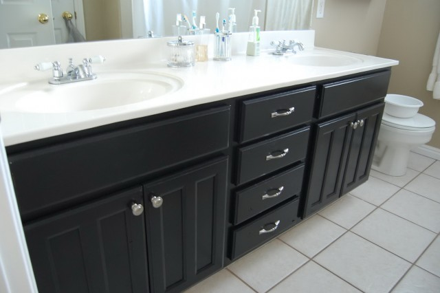 Painting Bathroom Vanity Ideas Home Design Ideas