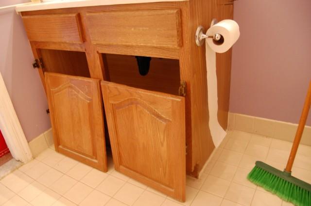 Painting Bathroom Vanity Top