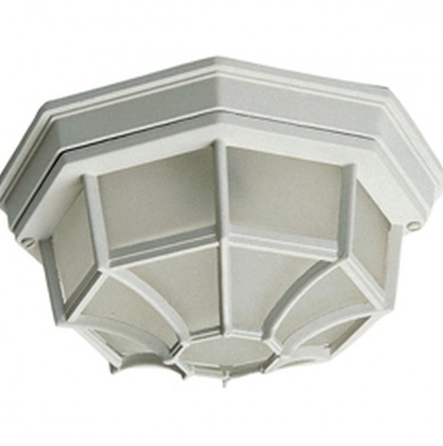 Porch Ceiling Light With Outlet
