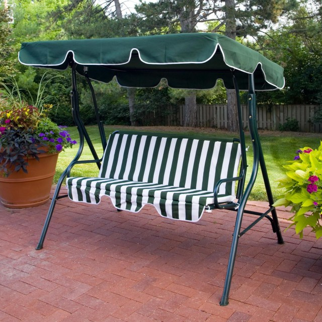 Porch Swing Canopy Replacement