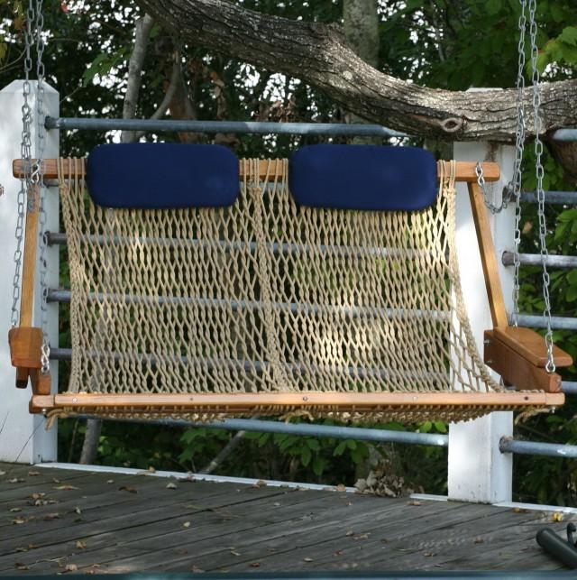 Porch Swing Rope Hanging Kit
