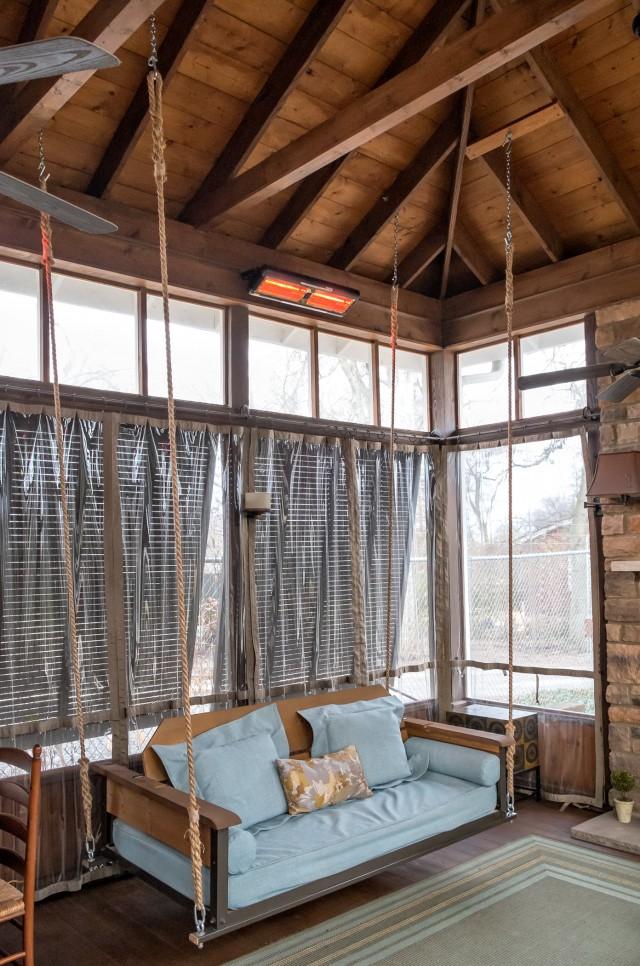 Porch Swing Rope Kit