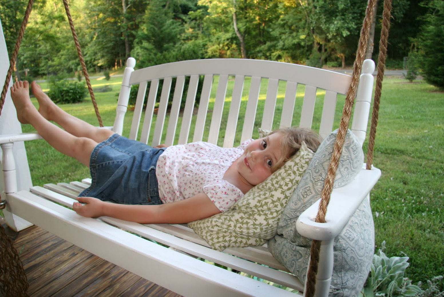 Porch Swing Rope Knot | Home Design Ideas