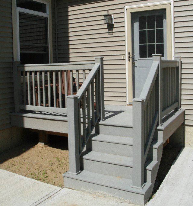 Railing For Porch Steps