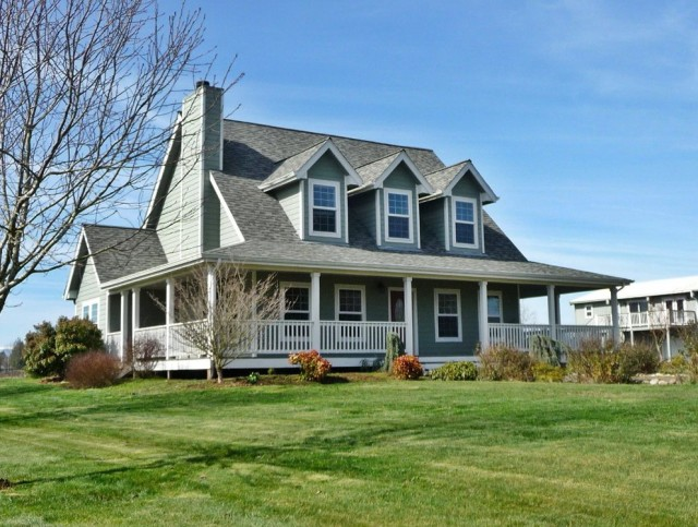 Ranch House Plans With Porch And Basement