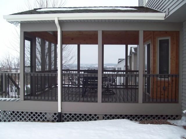 Screen Porch Design Plans