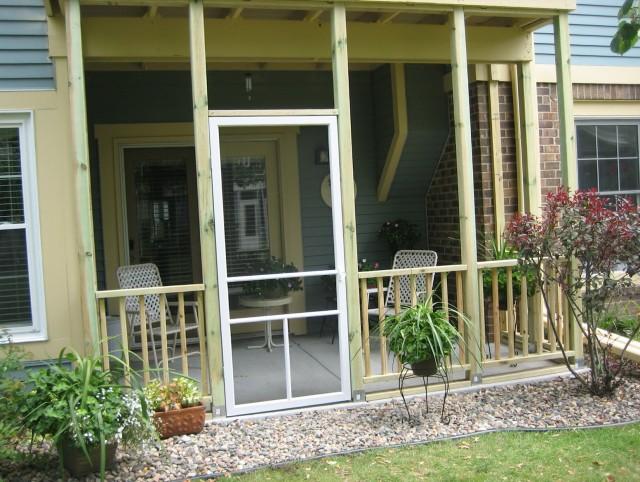 Screened Porch Door Hardware