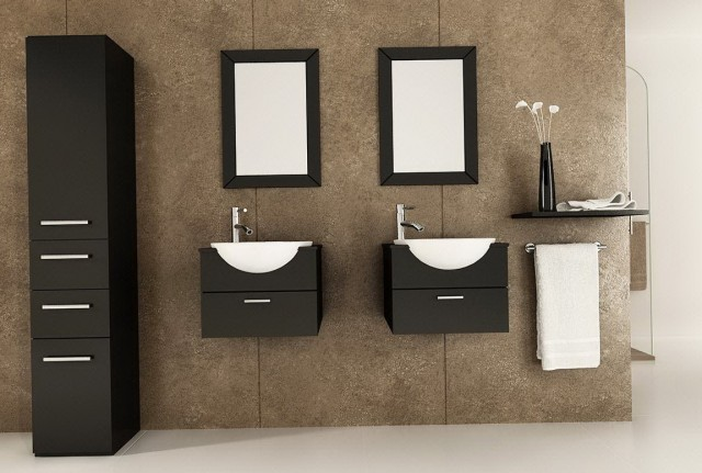 Small Double Vanity Dimensions