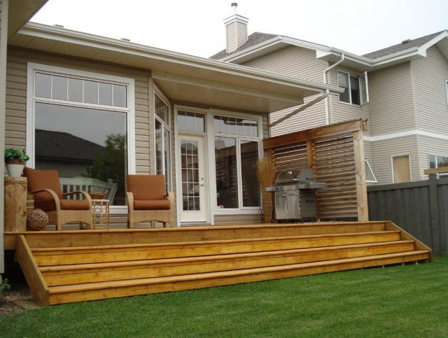 Small Front Porch Privacy Ideas