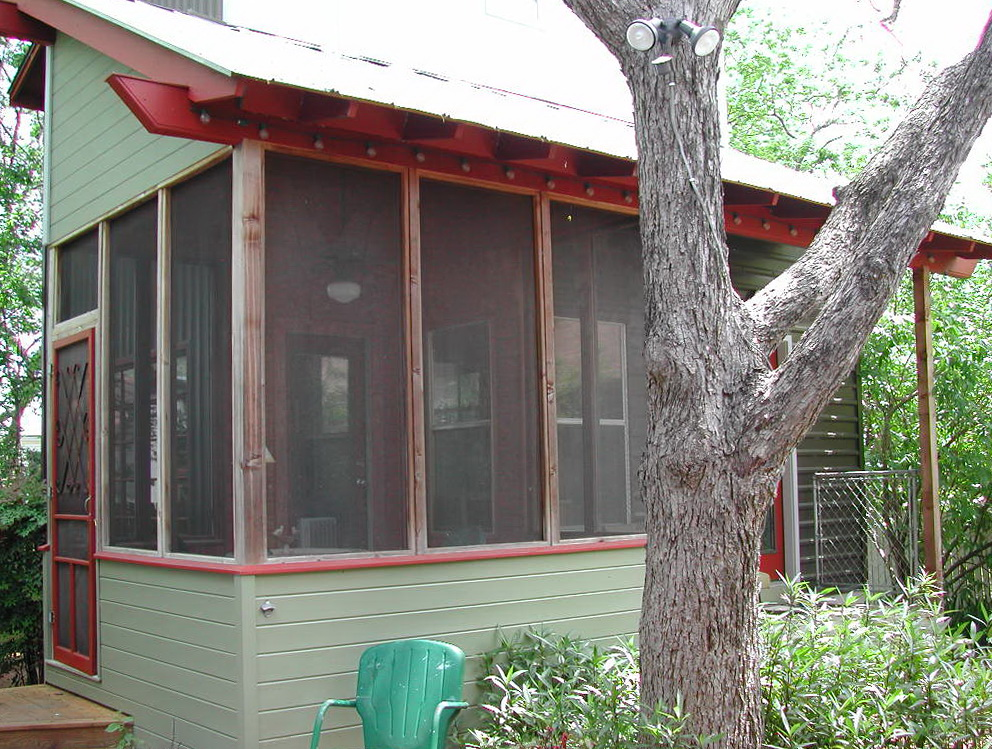 Small house plans with screened porch home design ideas for Tiny house plans with screened porch