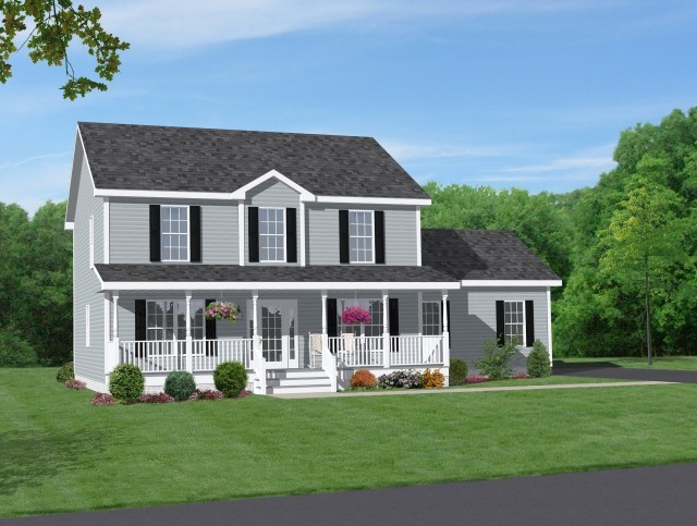 Small Ranch House Plans With Front Porch