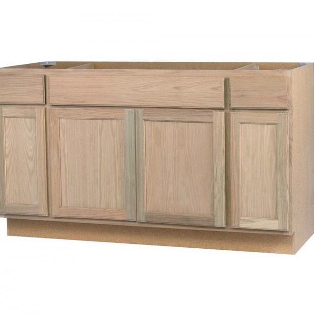 Solid Wood Vanity Cabinet