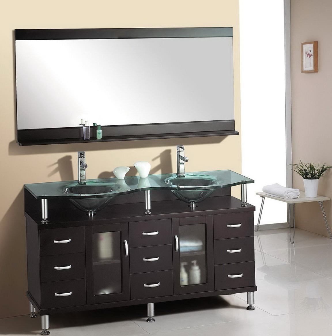 Standard Bathroom Vanity Height Nz