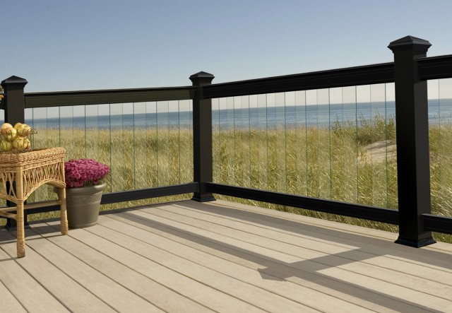 Steel Porch Railing Systems