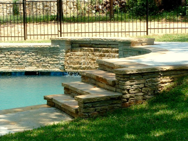 Stone Porch Steps Designs