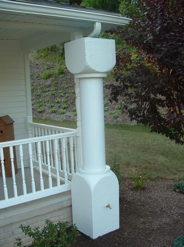 Support Posts For Porch