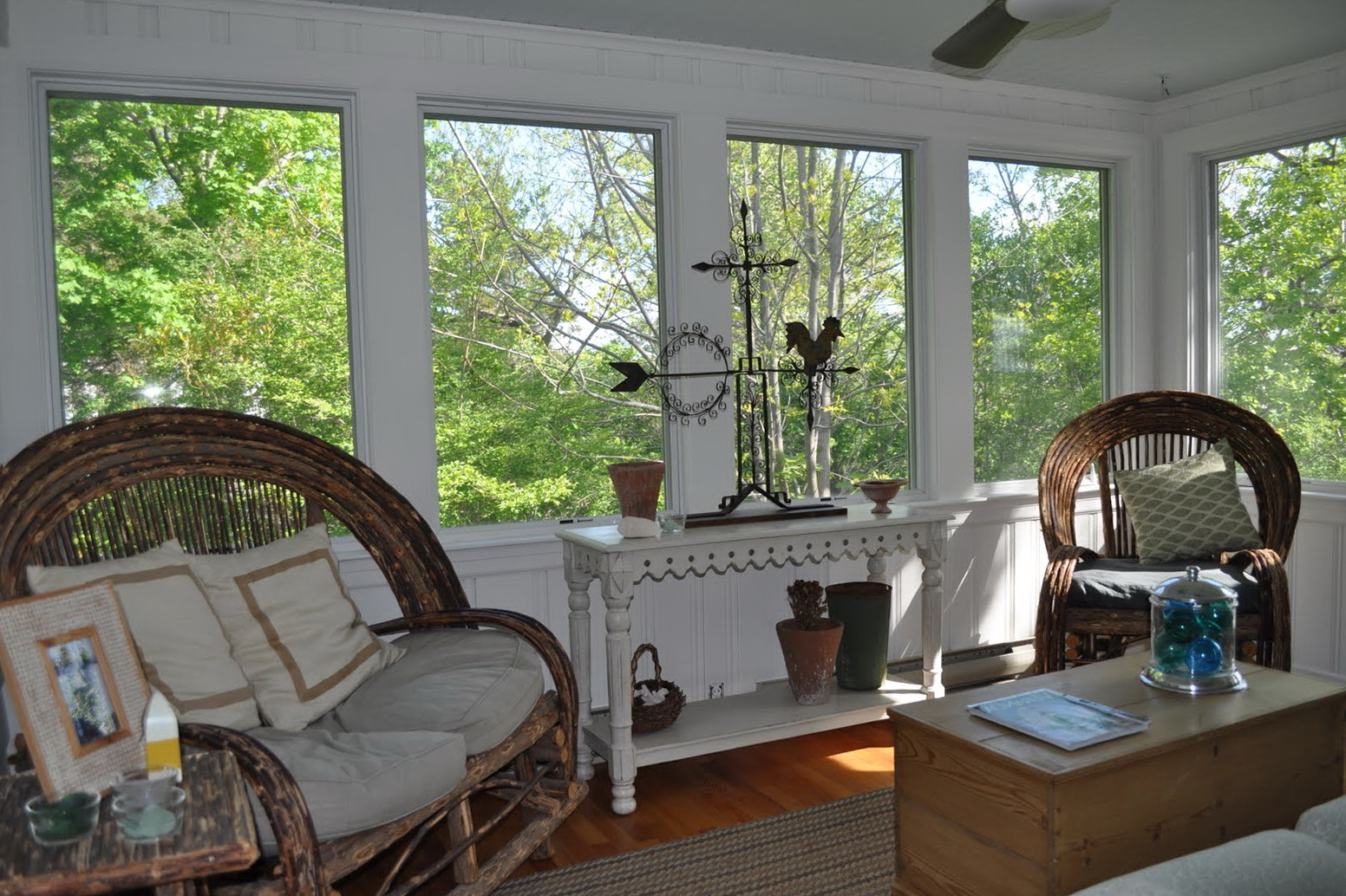 Three Season Porch Furniture Ideas