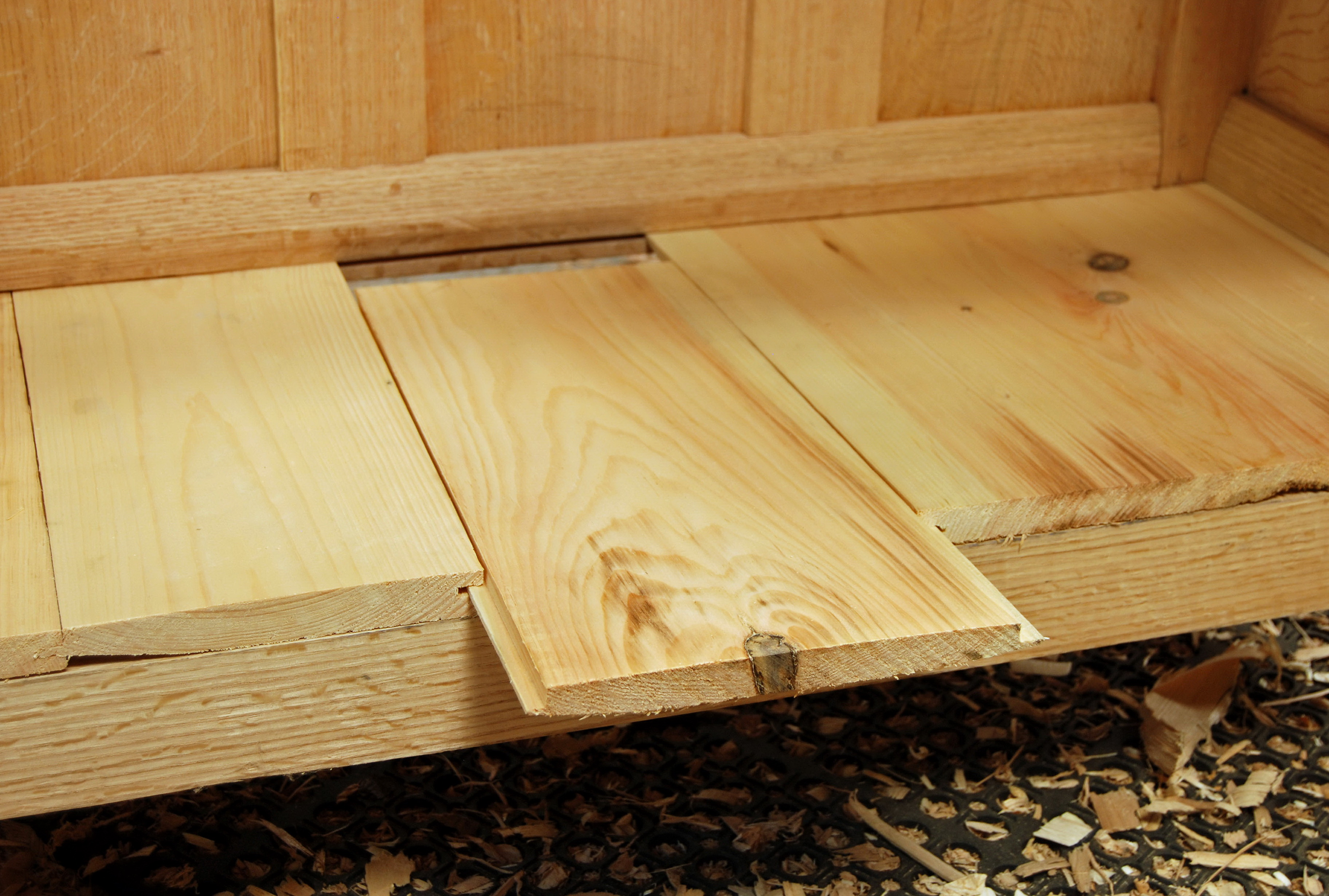 Tongue And Groove Porch Decking Material