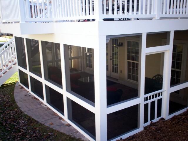 Small Front Porch Deck Ideas Home Design Ideas