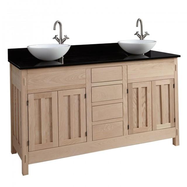 Unfinished Bathroom Vanity 60