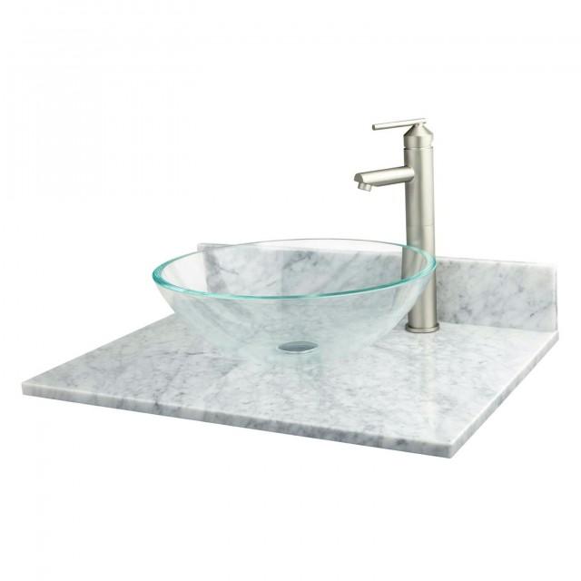 Vanity Marble Top With Sink