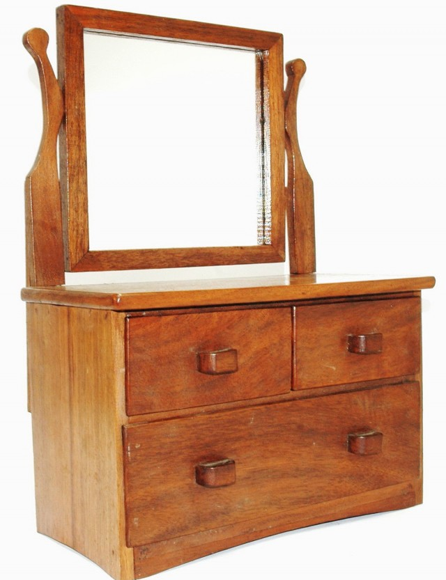 Vanity With Drawers Only