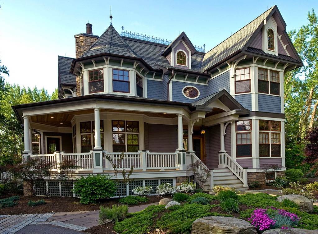 Victorian Front Porch Ideas