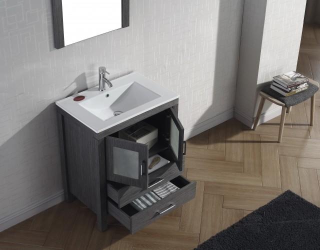 Virtu Usa Vanity Installation Instructions